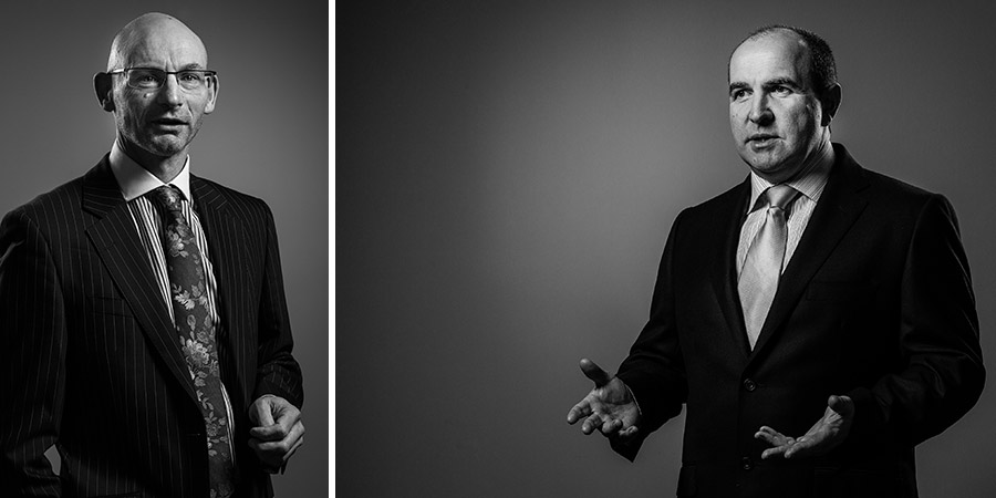 Seaton Partners - Corporate Portraits UK