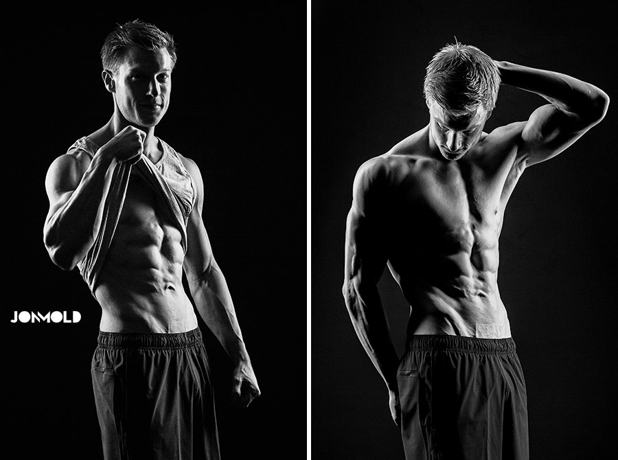 Body Building Photography