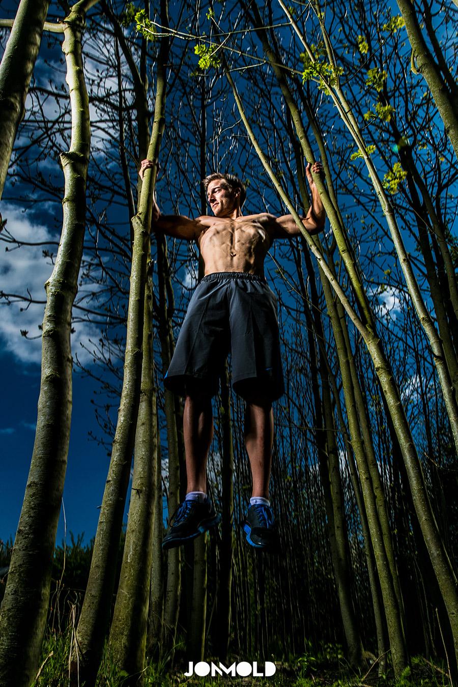 Fitness Climbing Trees