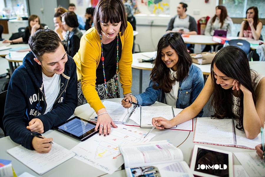 School College Prospectus Photography