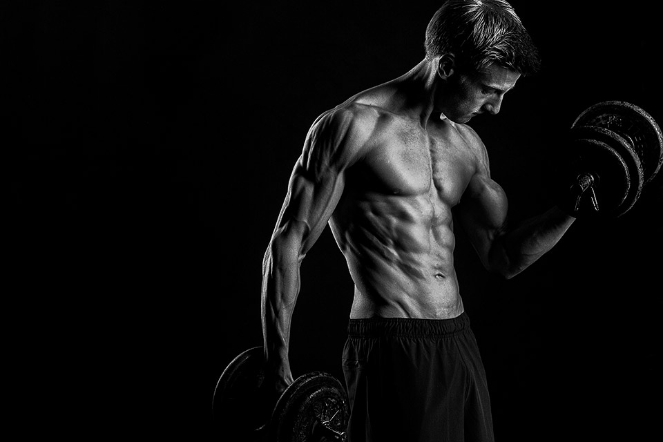 Fitness Portraits // Ken Paterson