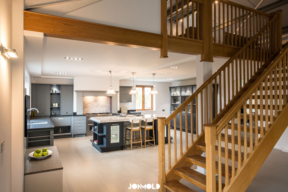 Eadonstone Showroom // Kitchen specialists