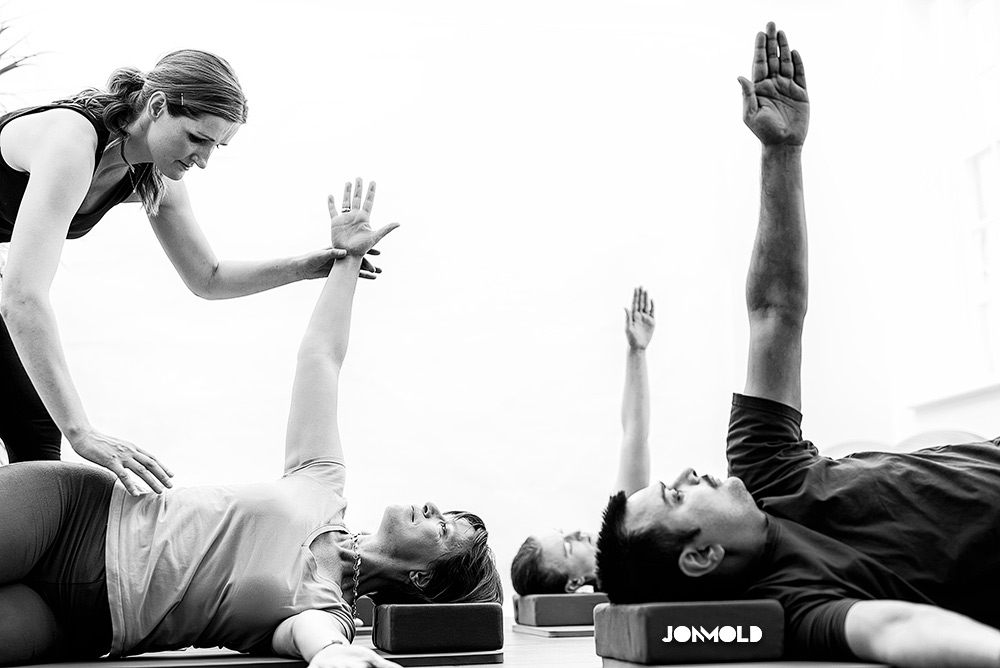 Pilates Fitness Photography by Cambridge Commercial Photographer