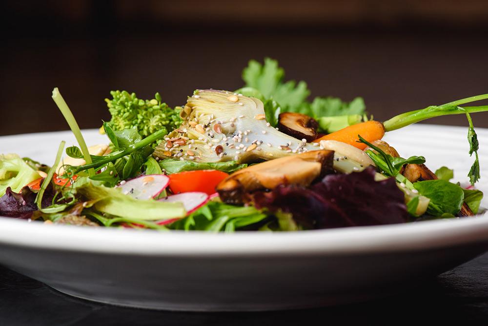 Cotto Restaurant Cambridge // Food Photography