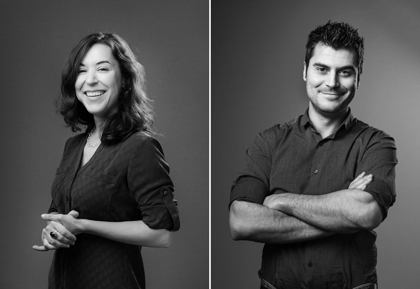 Headshot Photography - Cambridge Commercial Photography