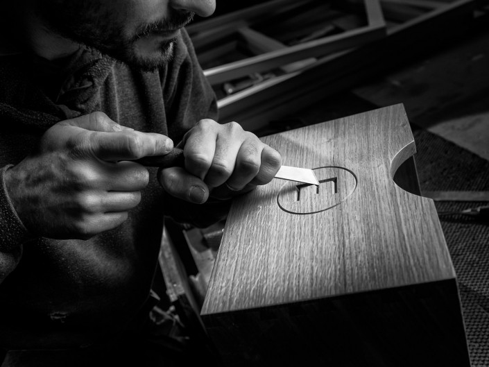 Cambridge Commercial Photographer - Woodwork Cabinent Makers