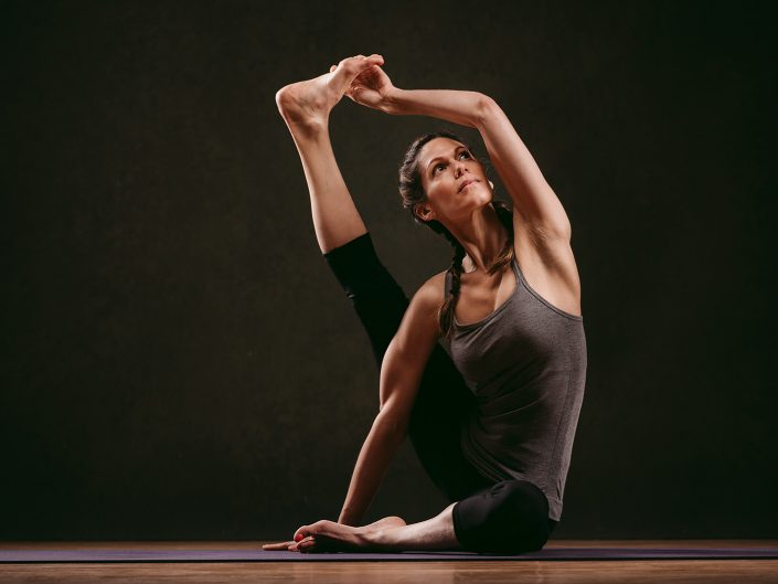 Female Yoga Photography