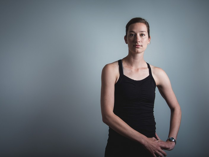 Yoga Fitness Portrait UK Photographer