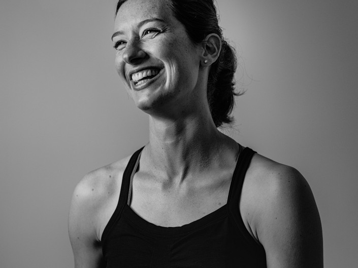 Fitness Instructor Portrait Photography