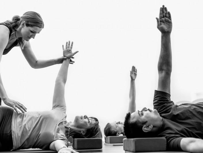 Yoga Photography UK