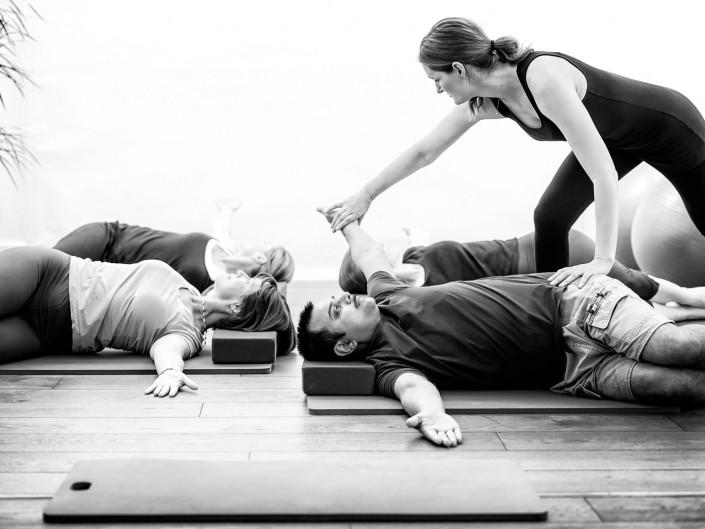 Pilates Instructor Cambridge