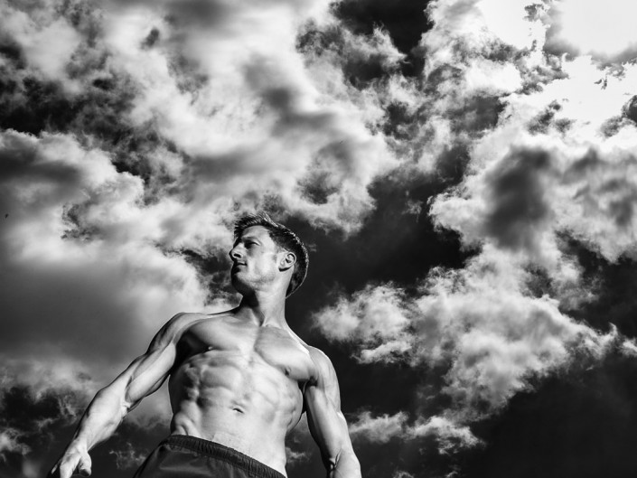 Fitness Portrait Photography