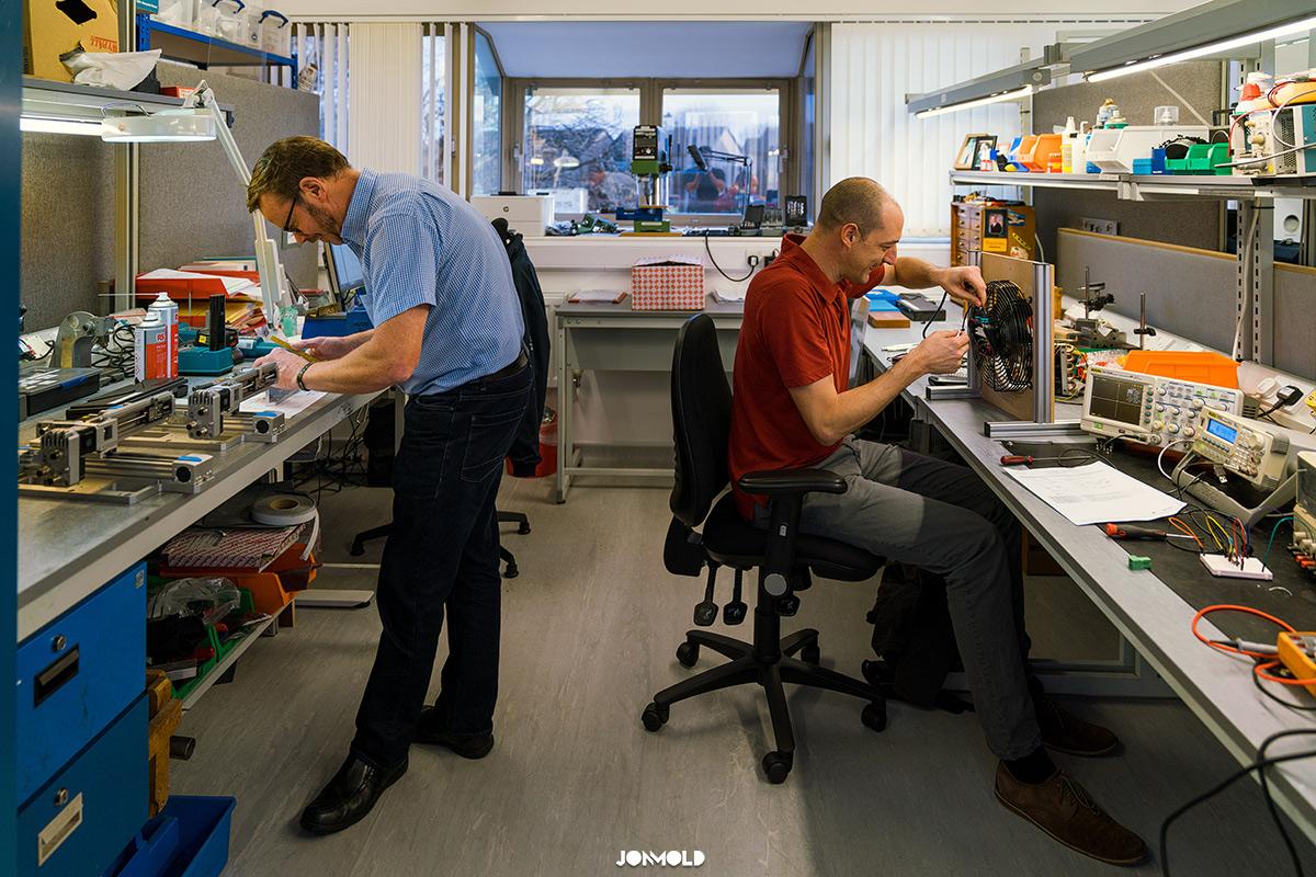 Laboratory Photography Cambridge